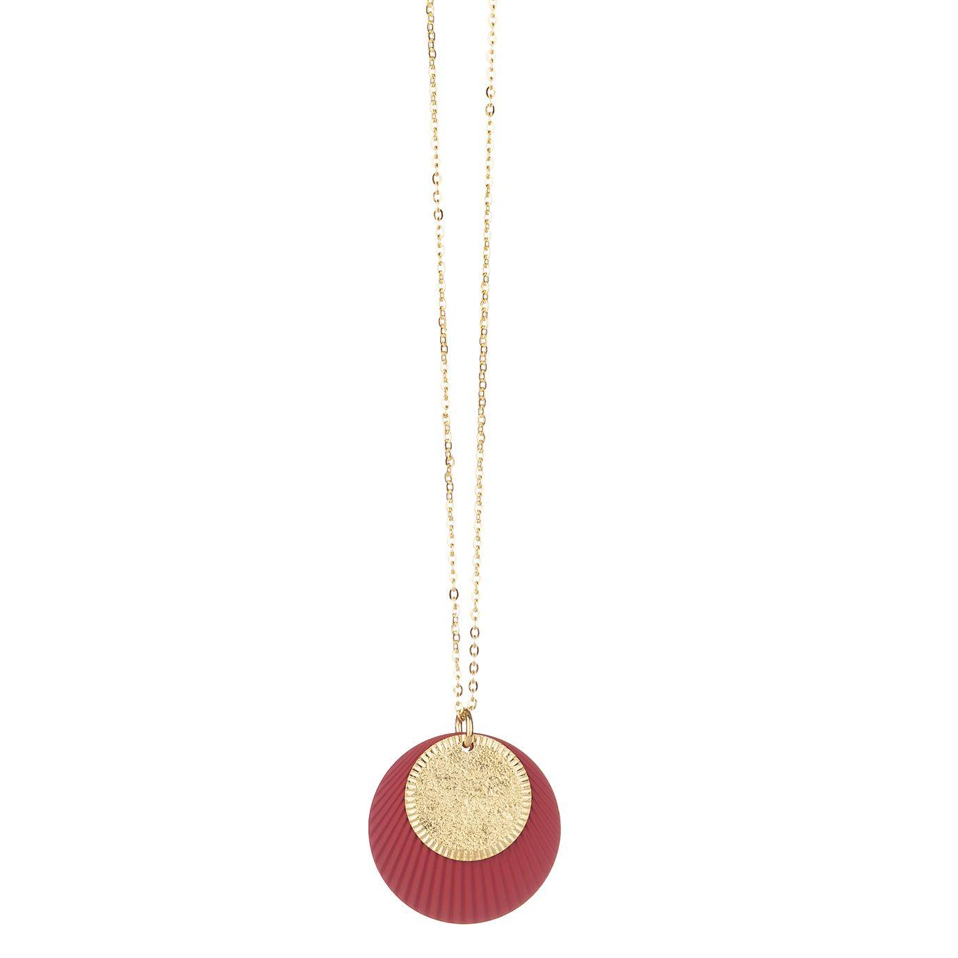 """Halskette """"Sautoir colors soleil"""""""