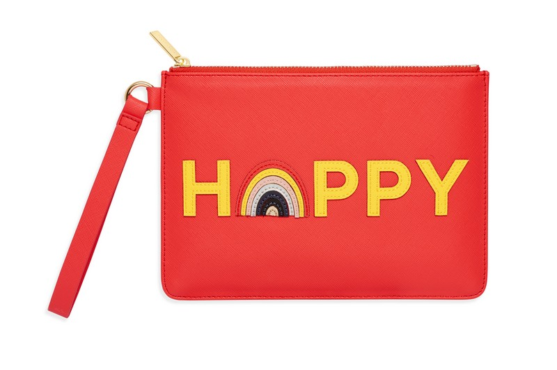 "Clutch ""HAPPY"" von Estella Bartlett"